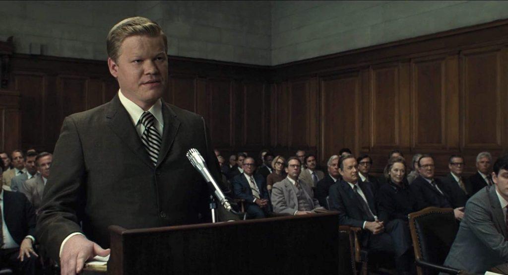 Jesse Plemons actúa en 'Pienso en el Final' de Netflix. Foto: IMdb