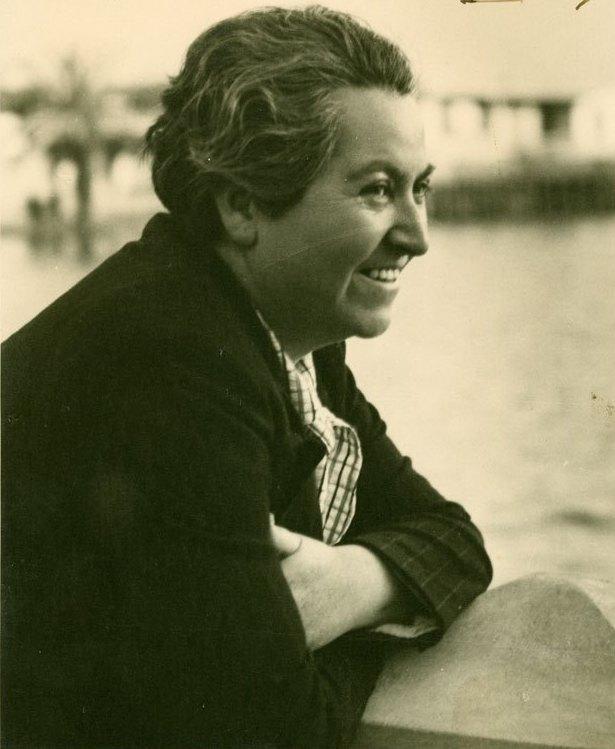 Gabriela Mistral. Foto: Wikimedia Commons