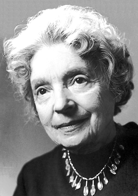 Nelly Sachs. Foto: Wikimedia Commons