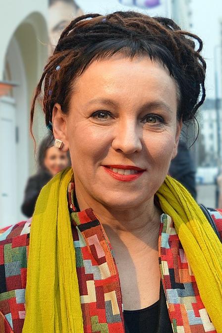 Olga Tokarczuk. Foto: Wikimedia Commons
