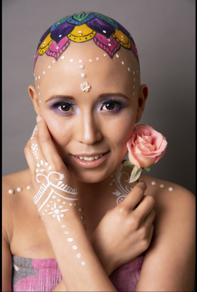 Exposición 'Mujeres de hierro'. Modelo: Lorena | Fotógrafo: Gerardo Cárdenas | Maquillaje: Viktor Darkness y Seth Nava