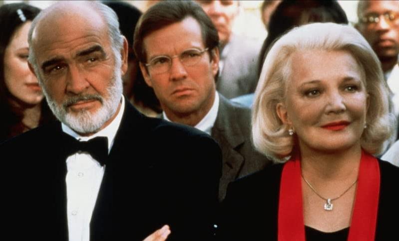 El sueldo de Connery en 'Playing by Heart' fue de 60,000 dólares, mucho menos de lo que estaba acostumbrado. Foto: Especial