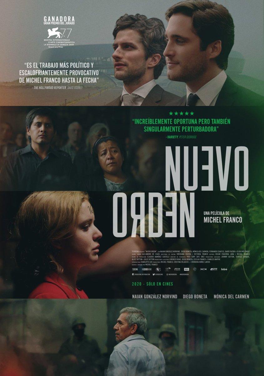 nuevo orden pelicula mexicana polemica