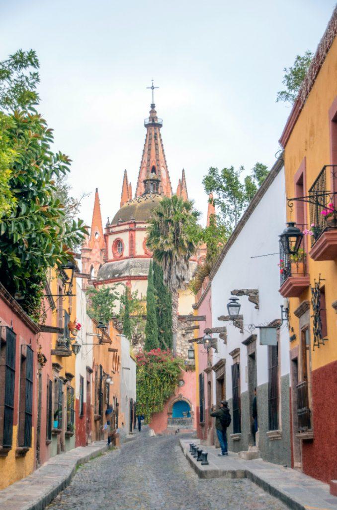 San Miguel de Allende, Guanajuato. Foto: Miranda Garsidueñas | Unsplash