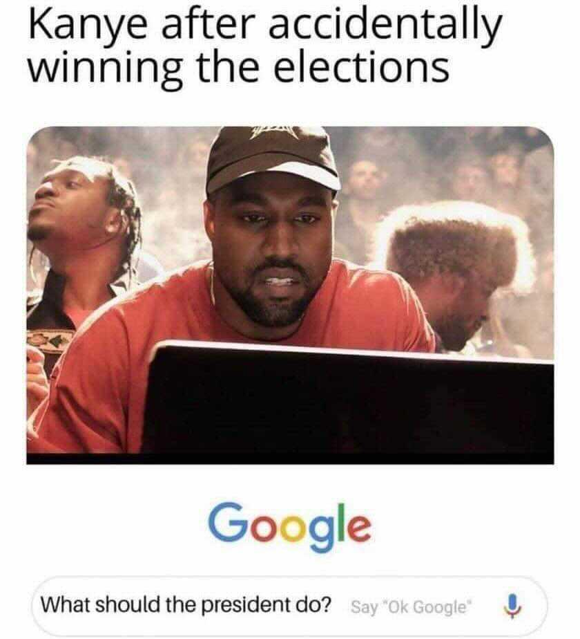 Los memes de Kanye West