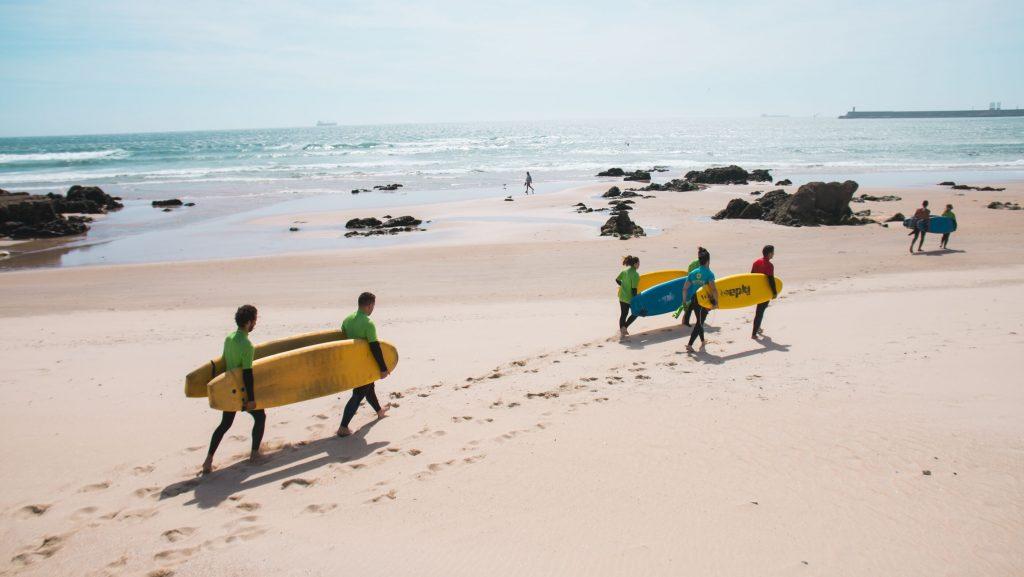 En esta competencia deberás votar en línea por los mejores surfistas. Foto: Cortesía Pacífico E-Pro