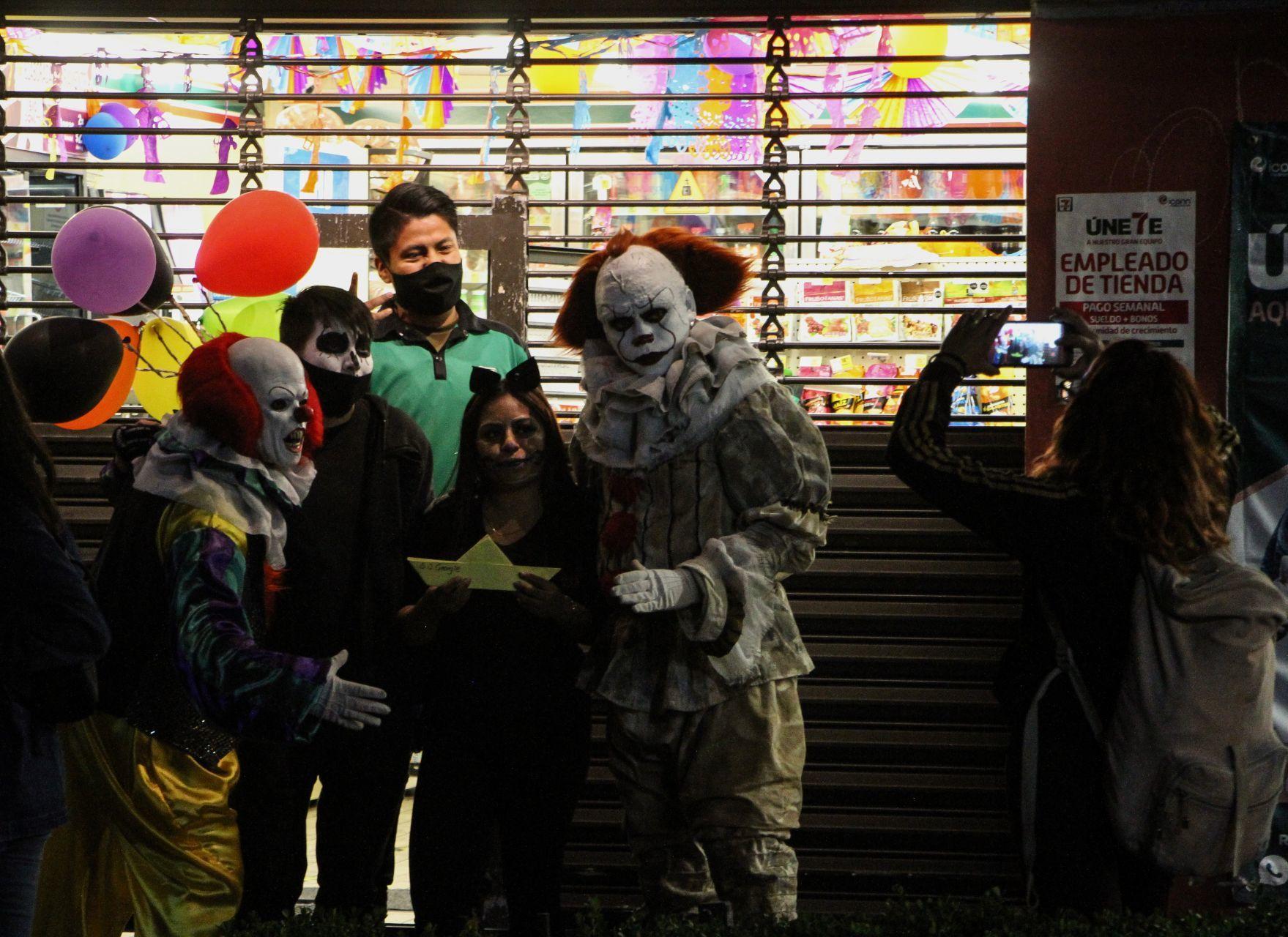 Halloween 2020 festejos en México