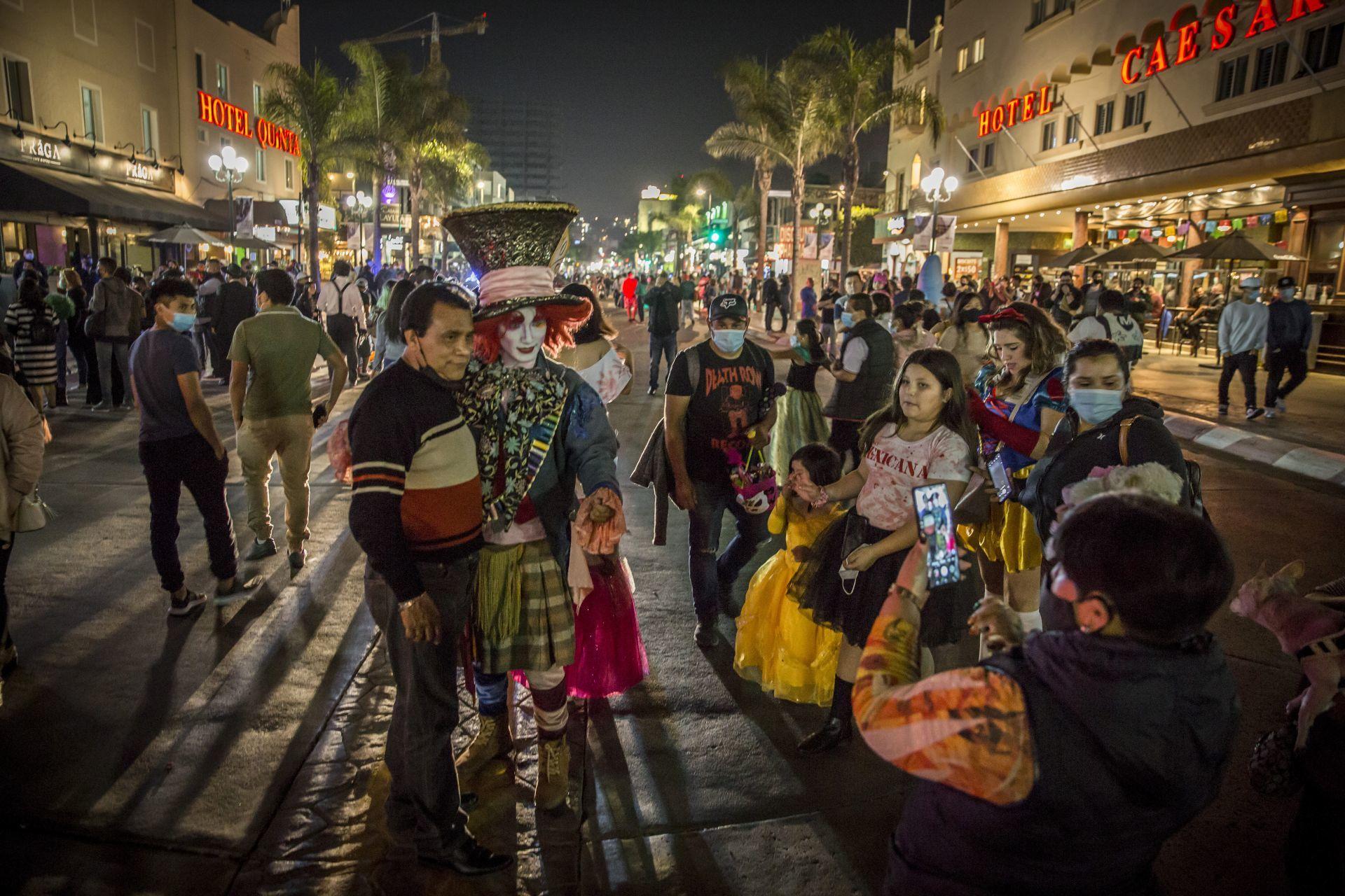 halloween tijuana mexico 2020