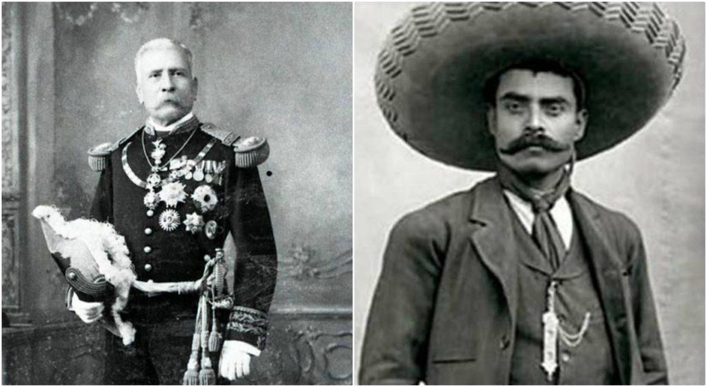 Los dos hombres compartían el mismo gusto por la comida. Foto: Gobierno de México