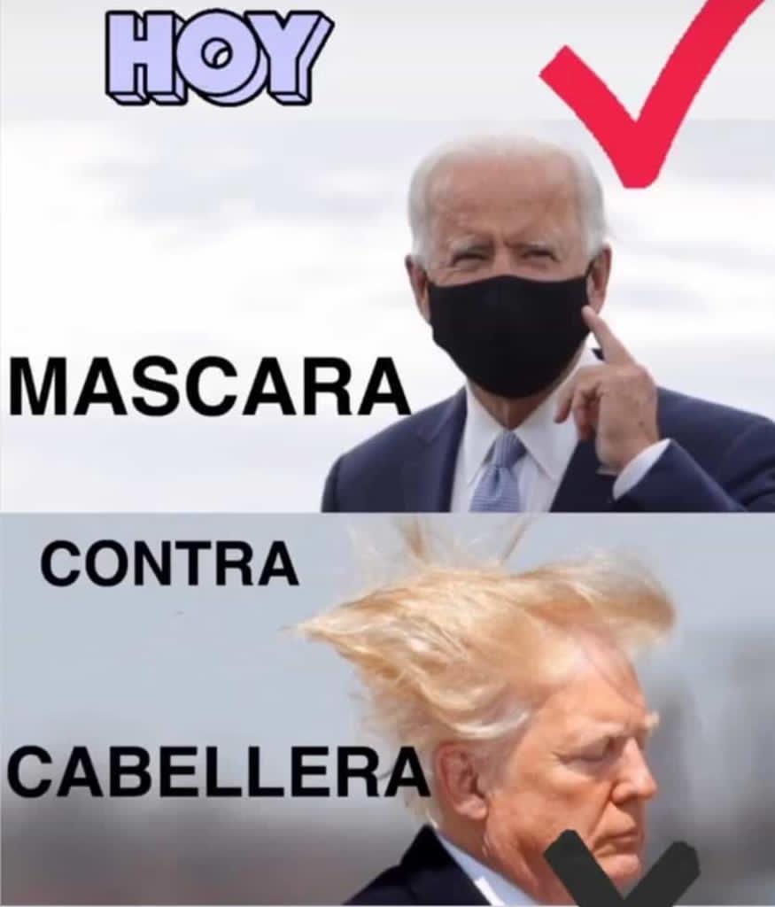 Memes de Donald Trump. Elecciones USA 2020
