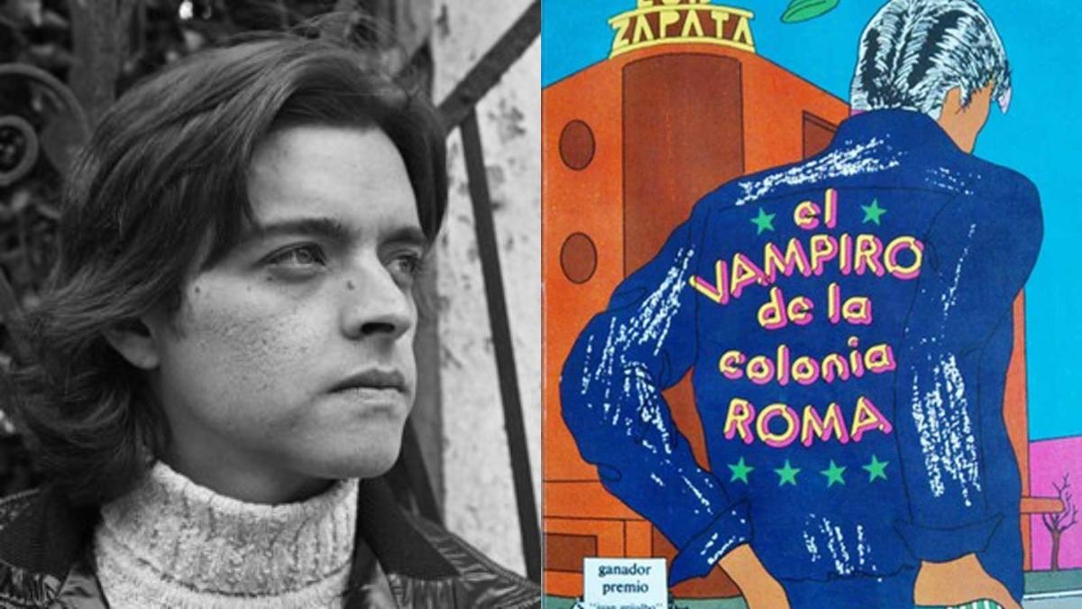 Muere Luis Zapata, autor de El Vampiro de la Colonia Roma
