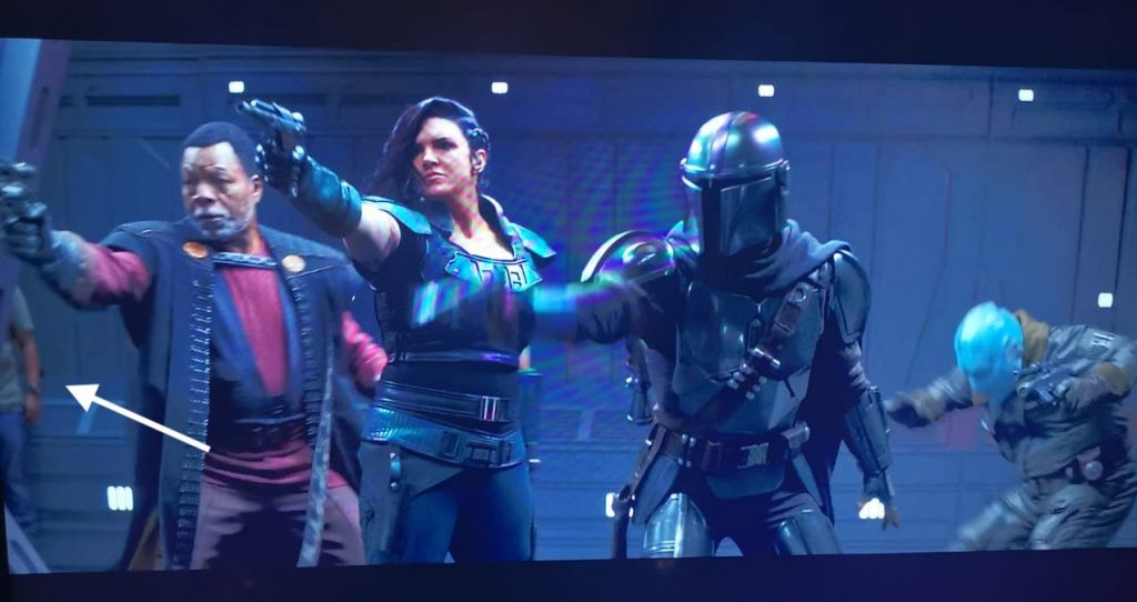 Foto: tomada de la pantalla de Disney Plus
