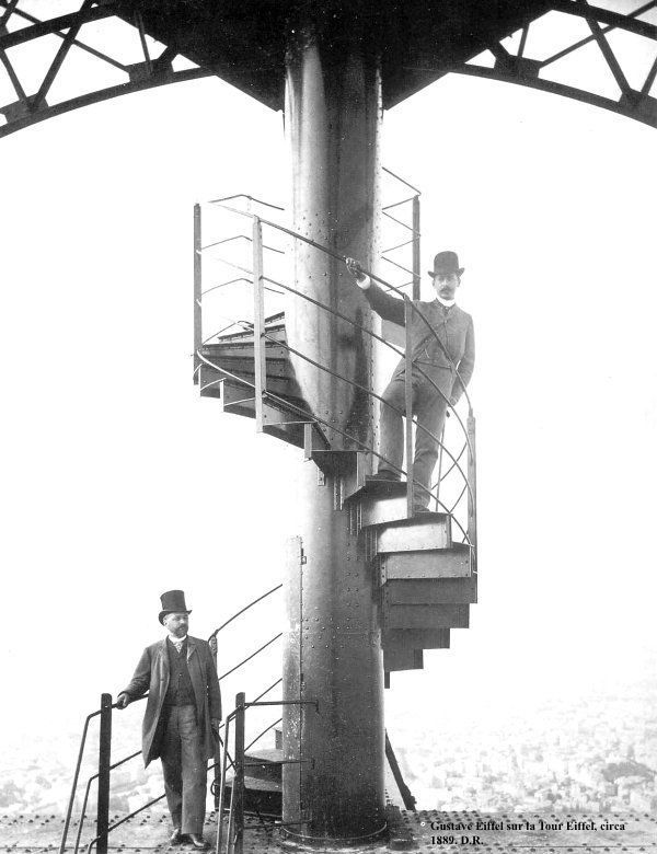 Foto de Archivo de la Torre Eiffel. Foto: www.toureiffel.paris