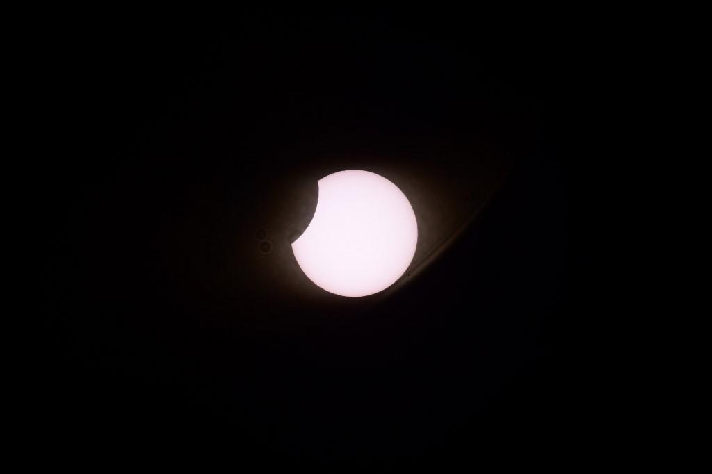 eclipse total de sol fotos