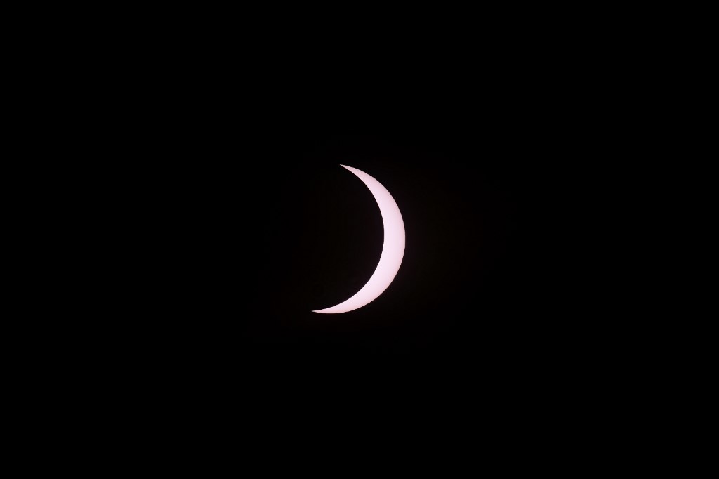 eclipse total solar fotos