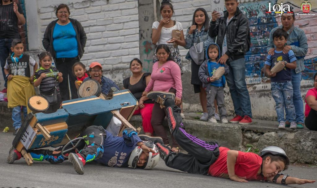 Foto: Facebook Oficial Municipio de Loja