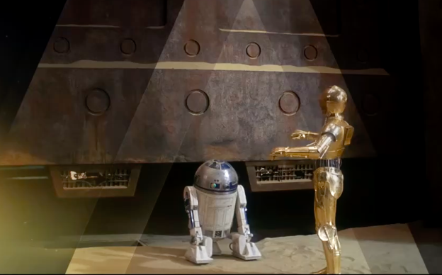A Droid Story, Una historia de droides. Foto: Disney