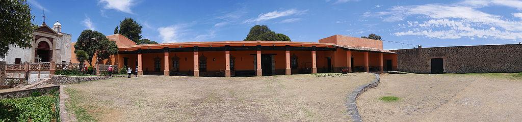 Zempoala, Hidalgo. Pueblos Mágicos 2020. Foto: Wikimedia Commons