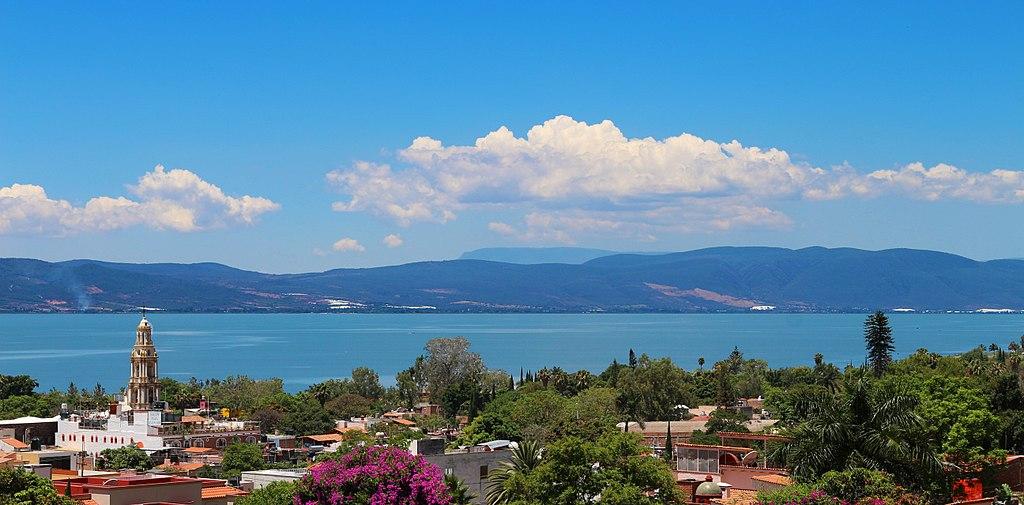 Ajijic, Jalisco. Pueblos Mágicos 2020. Foto: Wikimedia Commons