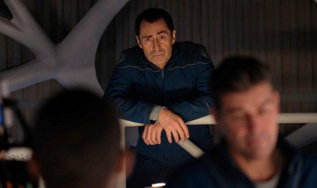 Demián Bichir como 'Sánchez'. Foto: Netflix