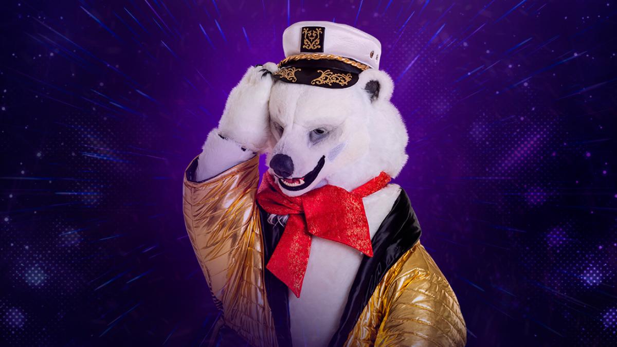 quien es oso polar en quien es la mascara