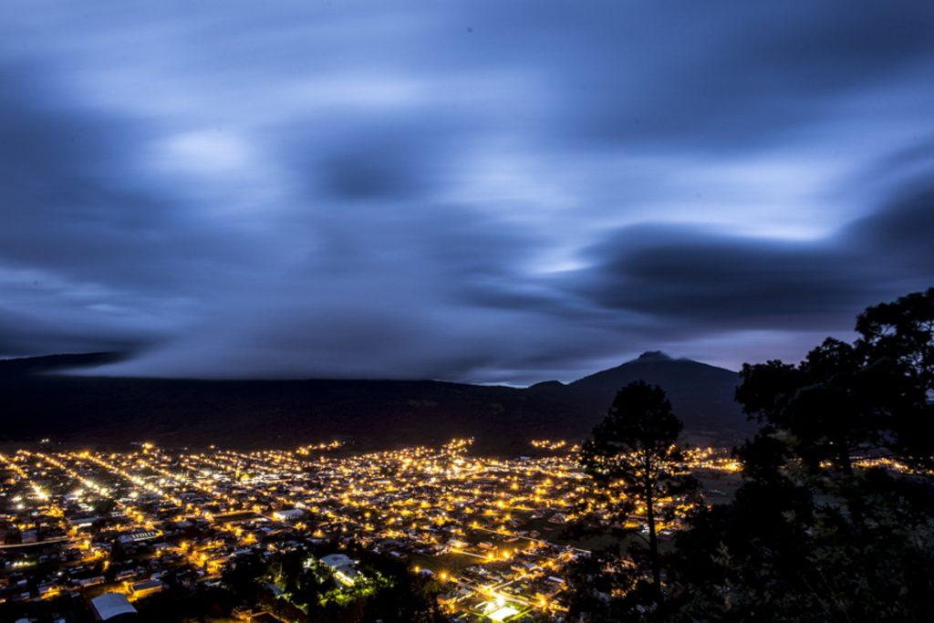 Paracho, Michoacán. Foto: Tw @GobMichoacan