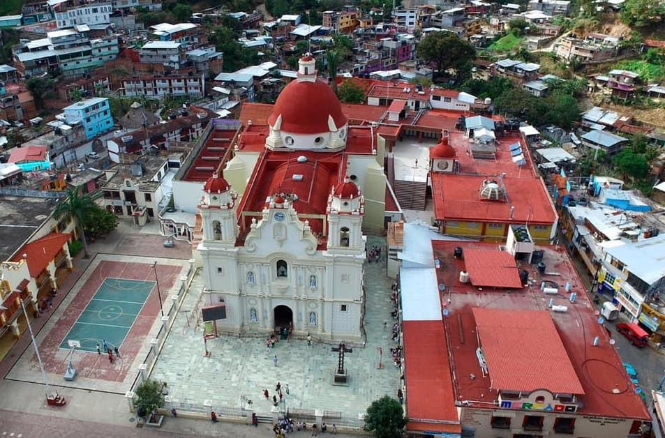 Santa Catarina Juquila, Oaxaca. Foto: Secretaría de Turismo de México