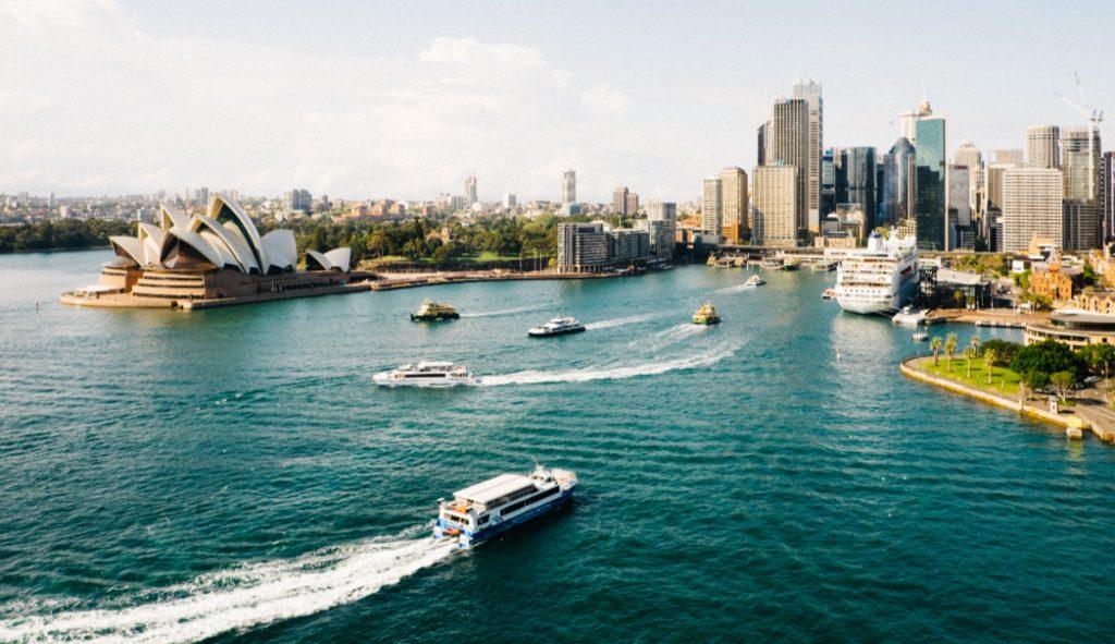 Sidney, Australia. (Foto: Dan Freeman   Unsplash)