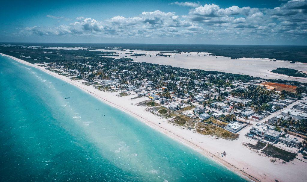 Sisal, Yucatán. Foto: Jorge Zapata   Unsplash