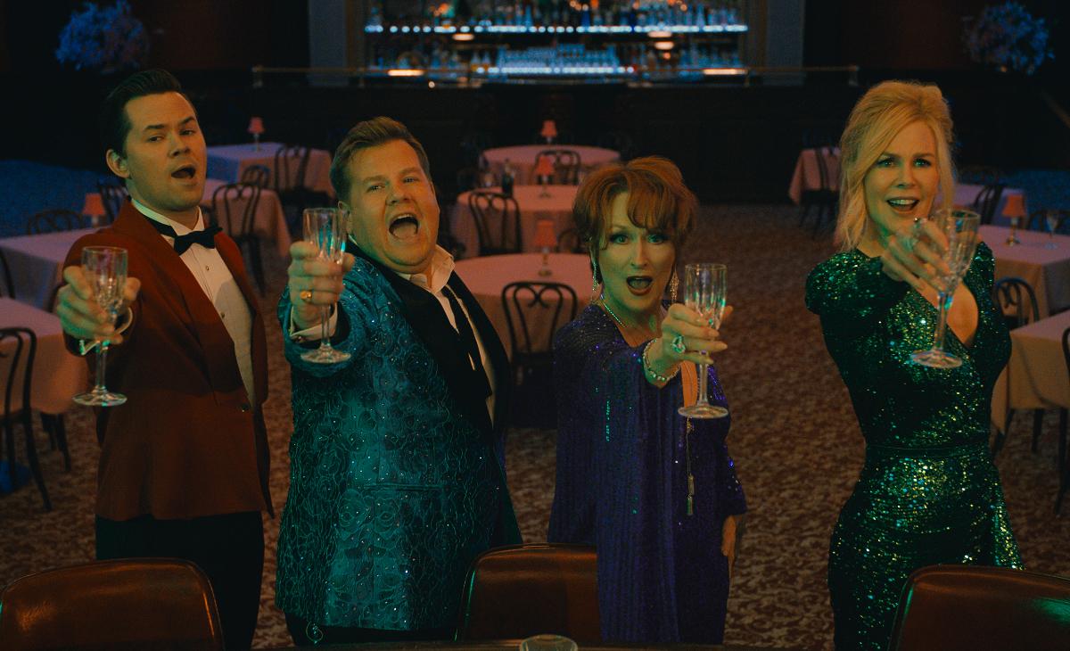 The Prom. Foto: Netflix