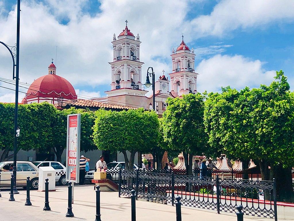 Tonatico, Estado de México. Foto: Wikimedia Commons
