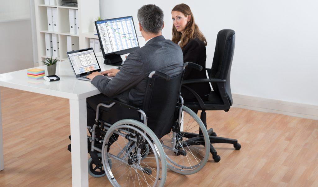 Inclusión laboral de personas con discapacidad. Foto: Cortesía Unilever