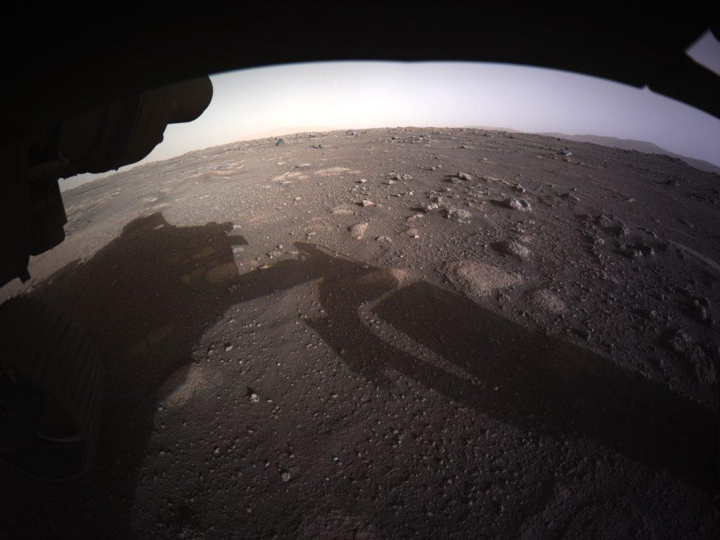 Nuevas imágenes de Marte. Foto: NASA