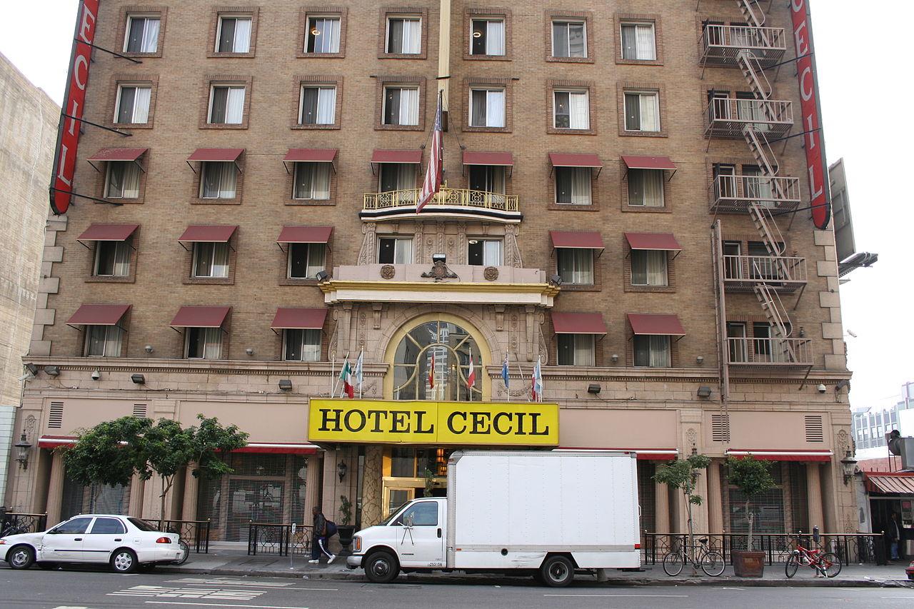 hotel cecil escena de un crimen netflix elisa lam