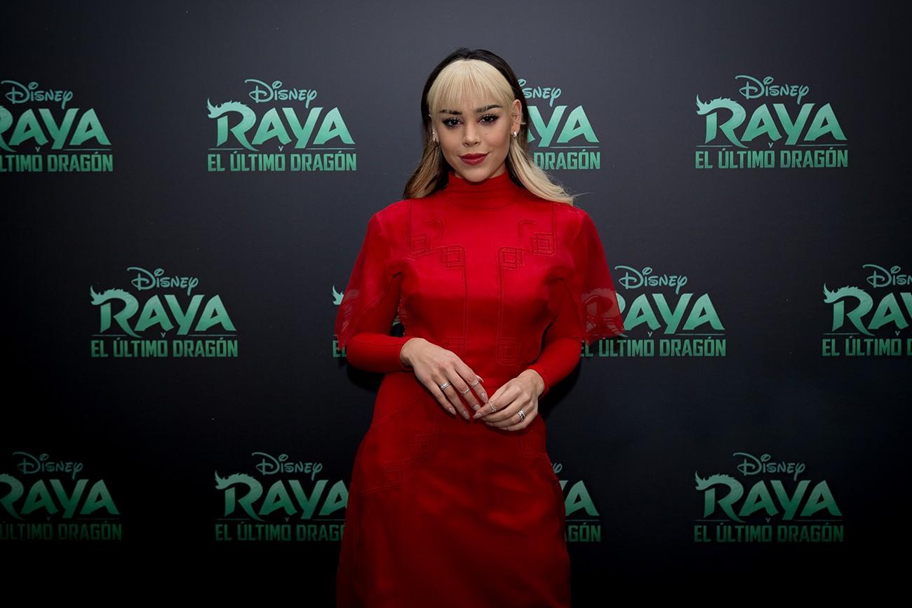 Danna Paola en Raya y el ultimo dragon 4 1