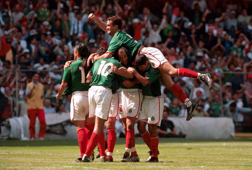 Uniforme de la Selección Nacional fotos 2002. Foto: Pedro Mera | Cuartoscuro