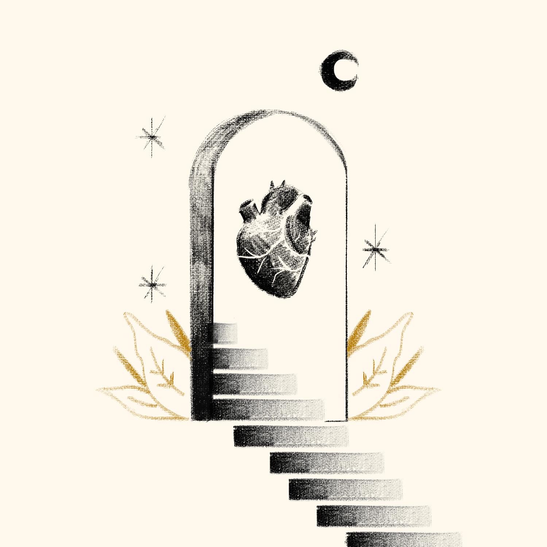 Sueños pandémicos: el miedo a contagiar a nuestra familia. Ilustraciones: Daniela Díaz (@_danichi) | Jesús Santamaría (@RE_Ilustrador)