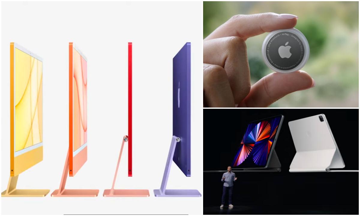 Apple Event 2021: qué novedades trae la nueva iMac y el ...