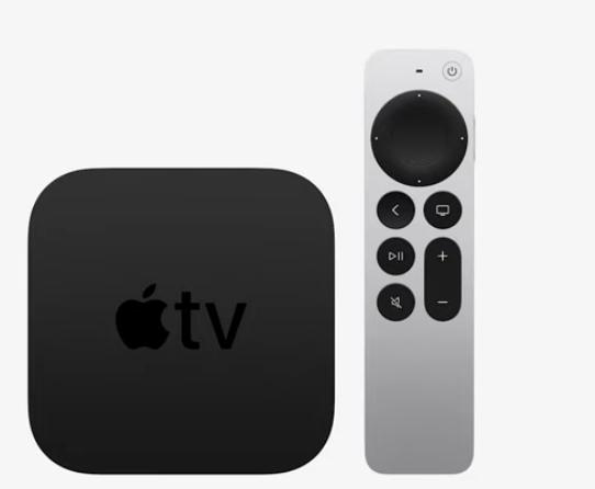 Apple TV ahora tendrá 4K. Foto: Apple