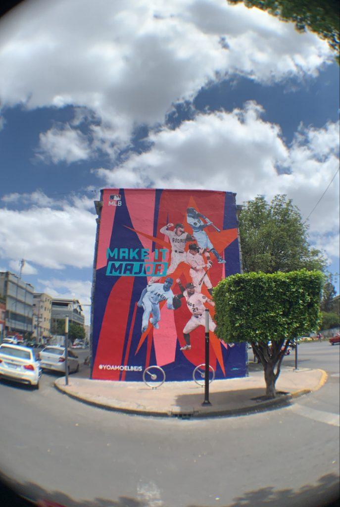Mural de Ramsteko en la CDMX. Foto: Animal MX