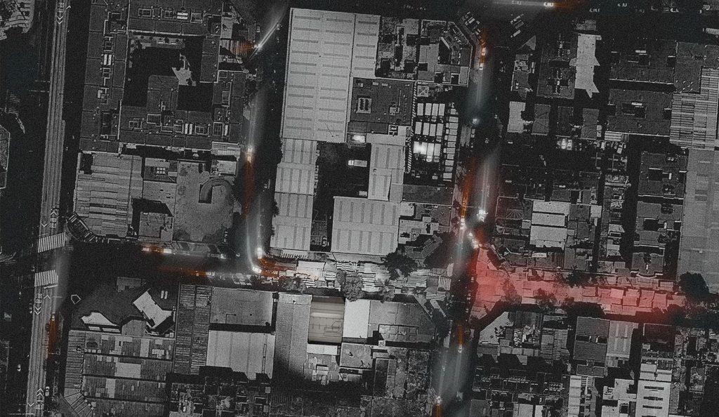 El diseño del cine de MUBI buscará mezclarse con la arquitectura de la CDMX. Foto: MUBI