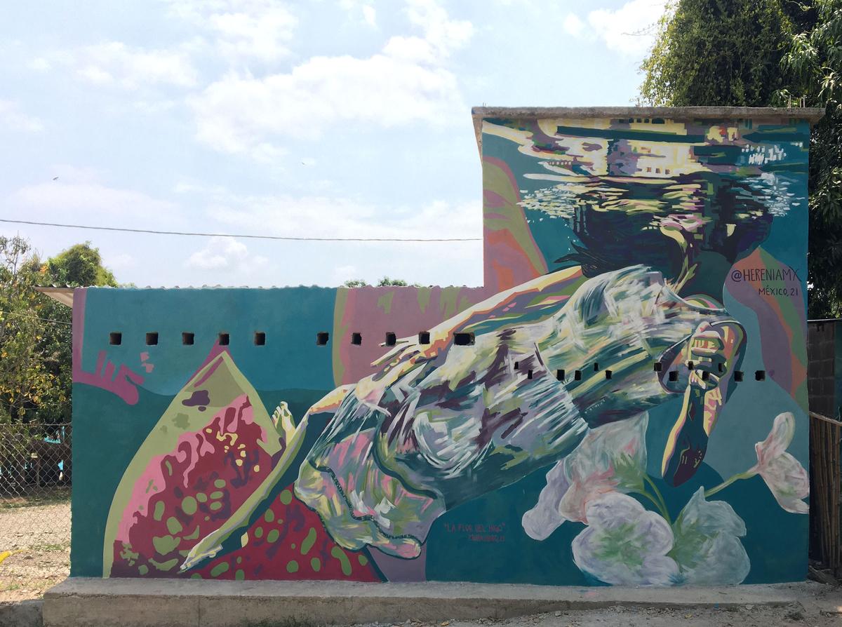 mexicanos murales honduras
