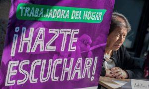 trabajdora-domestica-protesta