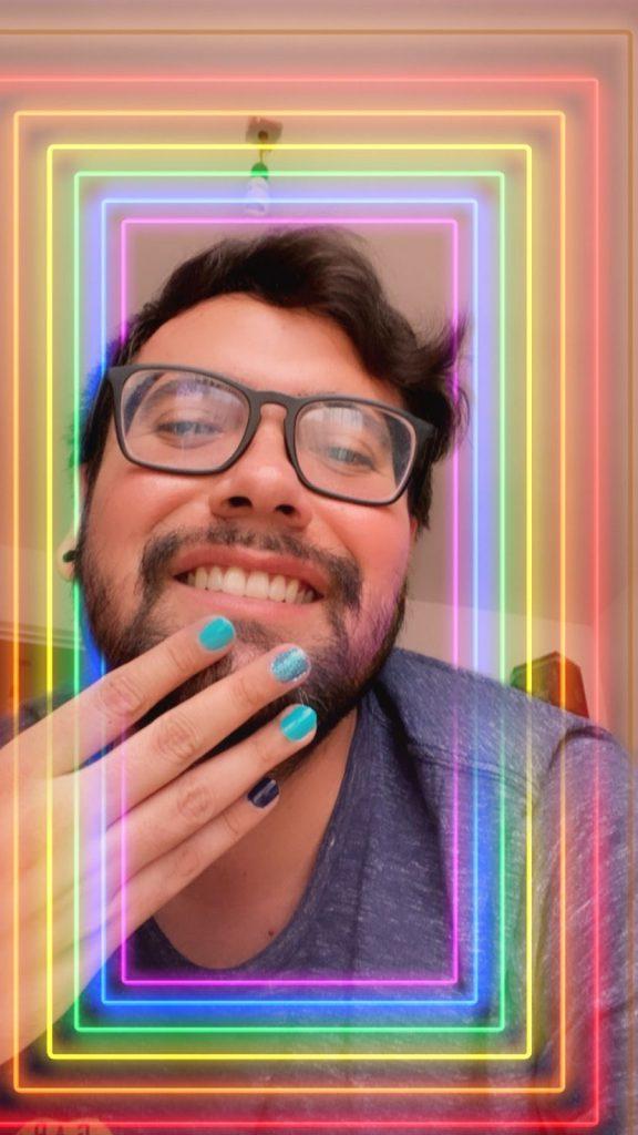Juxn Mascorro se identifica como persona no binaria. Joss Jimar se identifica como persona no binaria. Foto: Cortesía