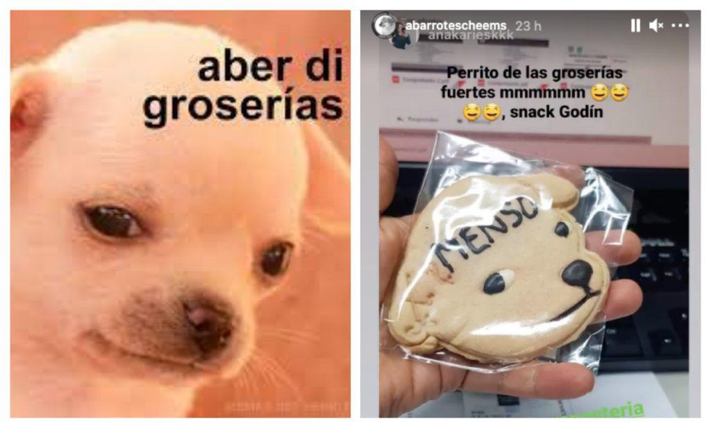 En Abarrotes Cheems también hacen galletas de memes. Foto: IG @abarrotescheems