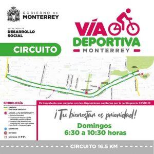 ruta-ciclista-monterrey-via-deportiva