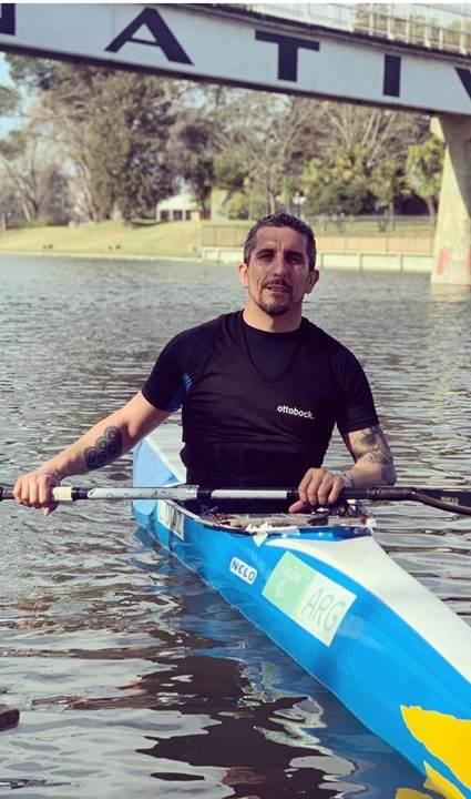 Lucas Díaz Aspiroz, de Argentina. Foto: Yo También
