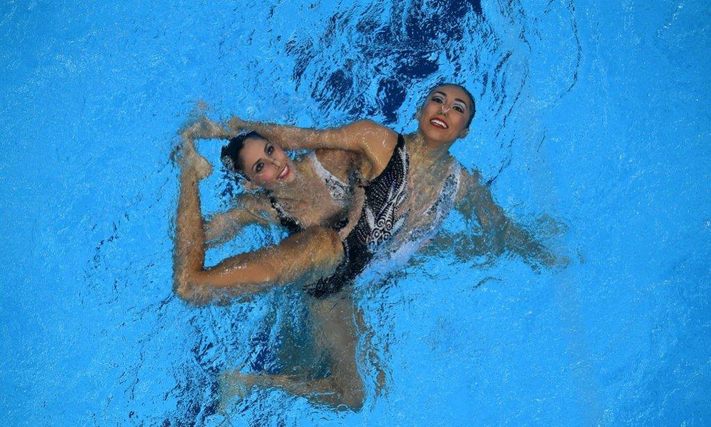 natación artística