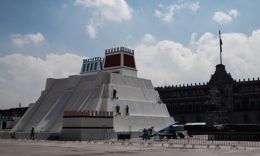 templo mayor zócalo