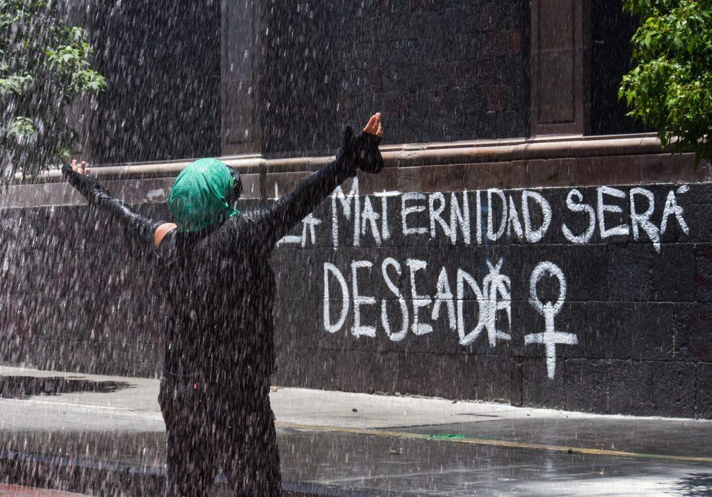 La Suprema Corte declaró constitucional el derecho a decidir de las mujeres y personas con capacidad de gestar. Foto: Crisanta Espinosa   Cuartoscuro
